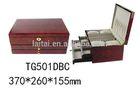 Guangzhou laitai craft factory popular style watch and jewelry box