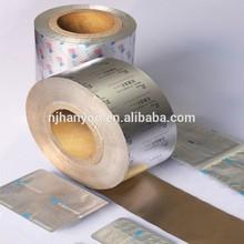 Blister Aluminum Foil For Capsule/Tablet Packaging