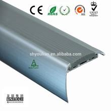 flexible aluminum stair nosing PD50