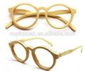 2014 eco- ambiente de moda hechos a mano de hueso de recuerdos gafas de sol