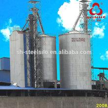 Galvanizado de almacenamiento de grano de acero tight Silo para Cargill alimentación grupo