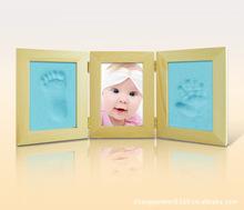 new products baby plaster footprints homeware acrylic lovely footprint bath mat