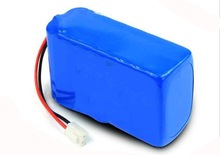 custom 18650 14.8v 8800mah rechargeable li ion battery pack for medical Instruments
