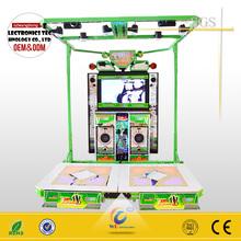 WD-C02 new style arcade dancing machine, arcade dance machines