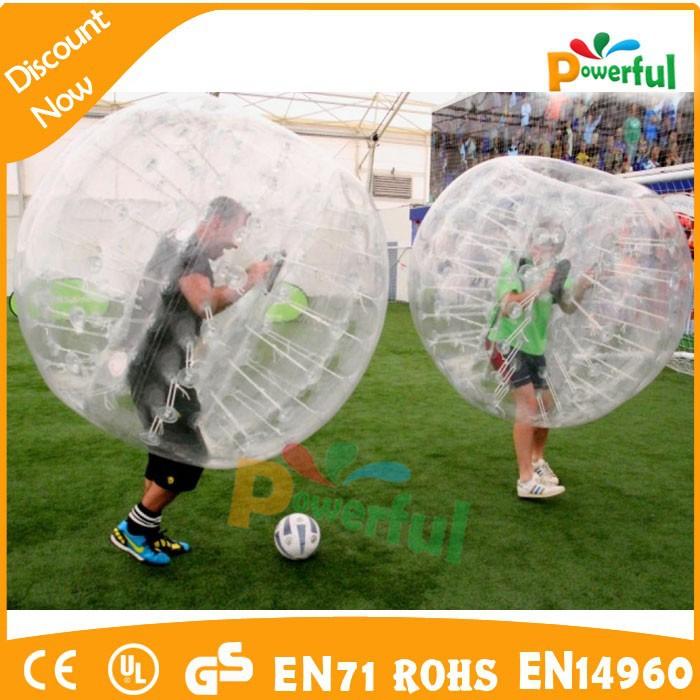 Human Sized Hamster Ball Soccer Hot Sale Kid Size Hamster Ball