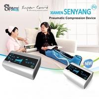 Professional portable massage boots pressotherapy lymph drainage machine