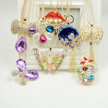 2015 fashion christmas decoration unique jewelry