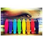 cheap mini cruiser 22inch penny skateboard board for sale