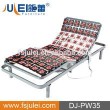Electric Bed Base, Five Zone Adjust, Plastic Flower Electric Adjustable bed
