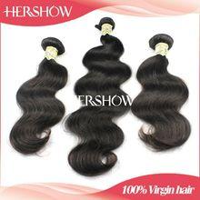 braids on weft top grade 5a 100% virgin brazilian hair