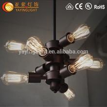 A buon mercato industriale luce del pendente, lampadario importati dalla cina, mano le luci del pendente