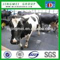 Schwarze lager gummi-matte stabil/Kuh mat/gummibeläge für pferd