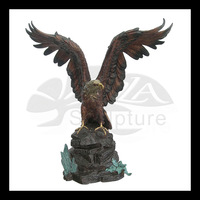 High Quality american eagle sculptures