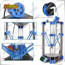 Delta 3D Printer rostock mini pro replicator 3D maker