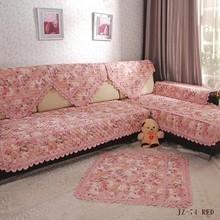Fashion Alibaba China Printed Cotton Fabric Sofa Covers