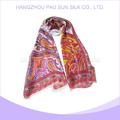 Durable usando barato el último diseño de la bufanda infinito