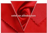 Acetate nylon spandex satin fabric