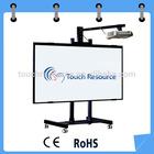 Cheap price, multi touch interactive smart board