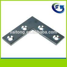 Design best sell angle bracket steel fastener