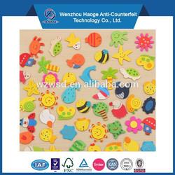 2014 hot design soft pvc fridge magnet for promotion