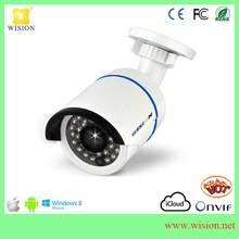 Onvf 1 Megapixel hd low Illumination POE Auto-iris outdoor ip camera bluetooth camera thermal imager