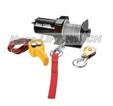 ATV/UTV Electric Winch 750lb Pulling Capacity 12V