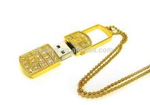 Crystal USB Pendrive 32GB Alibaba Express Hot
