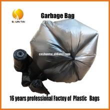 professional factory PE star-sealed flat plastic bag printing