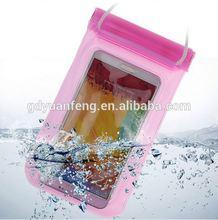 PVC Waterproof Bag for sony Z2/Z3