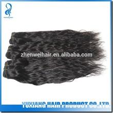 double weft virgin brazilian human hair weft grade 7a virgin hair, Ideal hair band cheap brazilian hair bundles