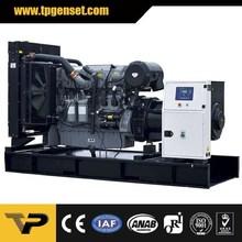 60HZ Output Type 160kw 200kva DG Sets Powered by Perkins Diesel Engine