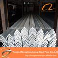 Torre de la transmisión utilizado resistencia a la tracción de acero barra de ángulo / ángulo de acero 50 x 50 x 5 / ángulo de acero