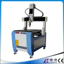 300mm Z axies servo motor and driver 3D cnc router wood cutting machine ZK-6090 600*900*300mm