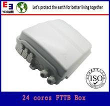 OEM designer 12 cores Fiber Terminal Box,24 cores optical fiber terminal box