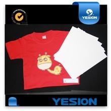 Yesion heat transfer paper type inkjet transfer paper price