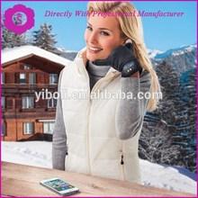 winter bluetooth talking magic gloves handset for samrt phone tablet men women speaker gloves