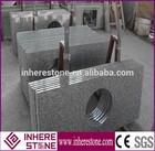 Own Quarry natural stone G664, granite cutting blade, pre cut granite countertops
