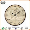 top vente ancienne horloge murale de style