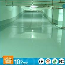 Dust Proof Stone Hard Anti-static concrete epoxy floor coating