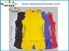 custom sublimation team training jersey wear Basketball jersey/uniforms/wears with high quality&OEM service