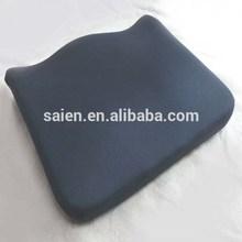 Ergonomic design gel memory foam car seat bolster cushions
