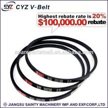 solid skeleton V-Belt 080109107 perkins f
