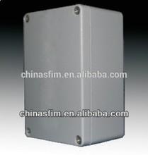 Electronic Product aluminium terminal block enclosure waterproof IP67 80*76*57mm (SP-AG-FA18)