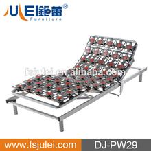 Electric Bed Base, Five Zone Adjust, Plastic Sun Flower