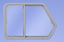 High Quality Aluminum Boat Window Frames Profile