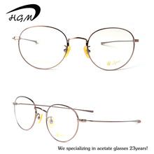 Wholesale Fashion Titanium Optical Spectacle
