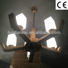 Post modern pendant Chinese hotel lamp