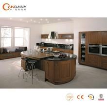 Foshan modern modular project kitchen cabinet ,kitchen cabinet handles