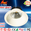 new design commercial lighting anti glare powerful price round mini led down light clothes shop/subway