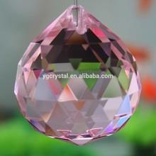 k9 sfera di cristallo sfaccettato per appendere
